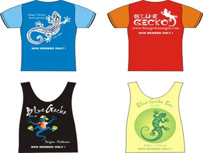 In Lụa - Vải Bông - In Logo Phù Hiệu Trên áo